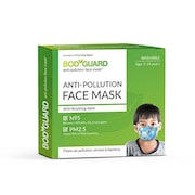 Bodyguard Dust Protection Anti Pollution Mask (Black)