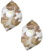 Autokraftz Dust Protection Anti Pollution Mask (Pack of 2)