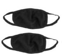 Bismaadh Dust Protection Anti Pollution Mask (Pack of 2)