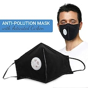 Eco365 Dust Protection Anti Pollution Mask