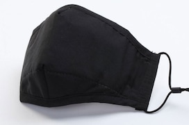 Meded Dust Protection Anti Pollution Mask (Black)