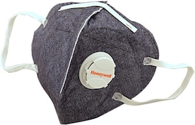 Honeywell Dust Protection Anti Pollution Mask (Pack of 5)