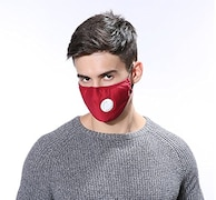 Jern Dust Protection Anti Pollution Mask