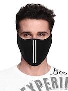 Kallpp Dust Protection Anti Pollution Mask (Black)