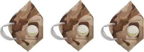 Vritraz Dust Protection Anti Pollution Mask