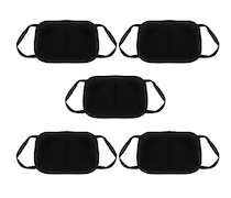 Pinkit Dust Protection Anti Pollution Mask (Pack of 5)