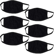 Pinkit Dust Protection Anti Pollution Mask (Pack of 6)