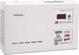 Zodin DVR-409 Voltage Stabilizer (White)