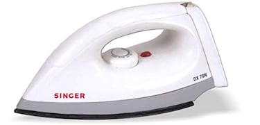 Singer DX79N Dry Iron (White)