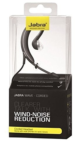 Jabra Earphones (Black)