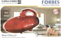 Eureka Forbes Easy Clean Plus Dry Vacuum Cleaner (Red)