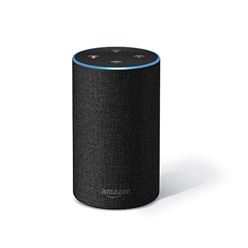 Amazon Echo Smart Assistant (Black)