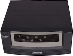 Luminous Eco Watt 1050 Square Wave Inverter (Black)