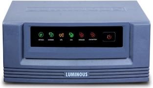 Luminous Eco Watt 1650 Square Wave Inverter (Blue)