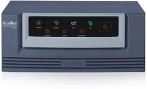 Luminous Eco Watt 850 Pure Sine Wave Inverter (Grey)