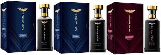 Park Avenue Edp Perfume Harmony + Conquer Eau De Parfum (100ML, Pack of 3)