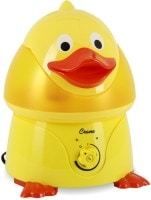 Crane EE-6369 Air Purifier (Yellow)
