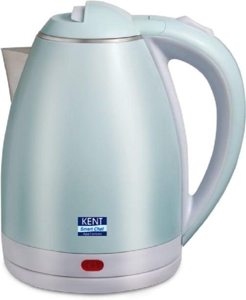 Kent EEGK-047 1.5 L Electric Kettle (Aqua)