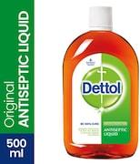 Dettol Effective Protection Antiseptic Liquid (500ML)