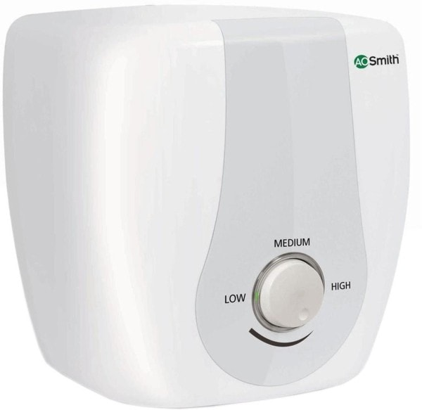 A.O. Smith 15L Electric Water Geyser (HSE-HAS-15, White)