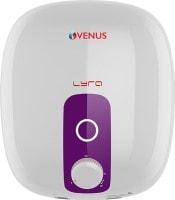 Venus 10L Electric Water Geyser (Lyra, Purple & White)