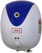 Minmax 25L Electric Water Geyser (Ovel, Ivory)