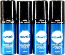 Park Avenue Elevate Deodorant Body Spray (100GM, Pack of 4)