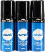 Park Avenue Elevate Deodorant Body Spray (75GM, Pack of 3)