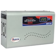 Microtek EM4130 Digital Voltage Stabilizer (Grey)