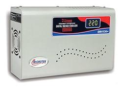 Spartan EM4130 Plus Digital Voltage Stabilizer (Grey)