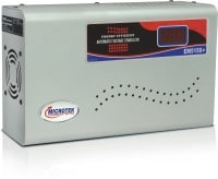 Microtek EM5150 Plus Digital Voltage Stabilizer (Grey)