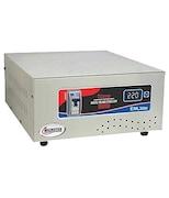 Spartan EML3090 Plus Digital Voltage Stabilizer (Grey)