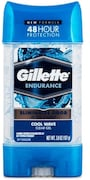 Gillette Endurance Cool Wave Anti-Perspirant Clear Gel Deodorant (106GM)