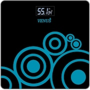 Venus EPS-2001B Digital Weighing Scale (Black)