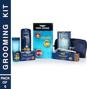 Park Avenue Essential Grooming Kit (Pack of 7)