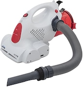 Eureka Forbes Euroclean Health Pro Hand-Held Vacuum Cleaner (Red & White)