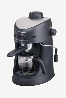 Morphy Richards Europa Espresso Coffee Maker (Black)