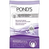 Ponds Evening Soothe Wet Cleansing Towelettes (28 PCS, Pack of 2)