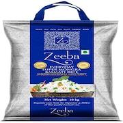 Zeeba Everyday Super Mongra Basmati Rice (10KG)
