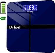 Dr. Trust Executive Digital Weighing Scale (Blue)