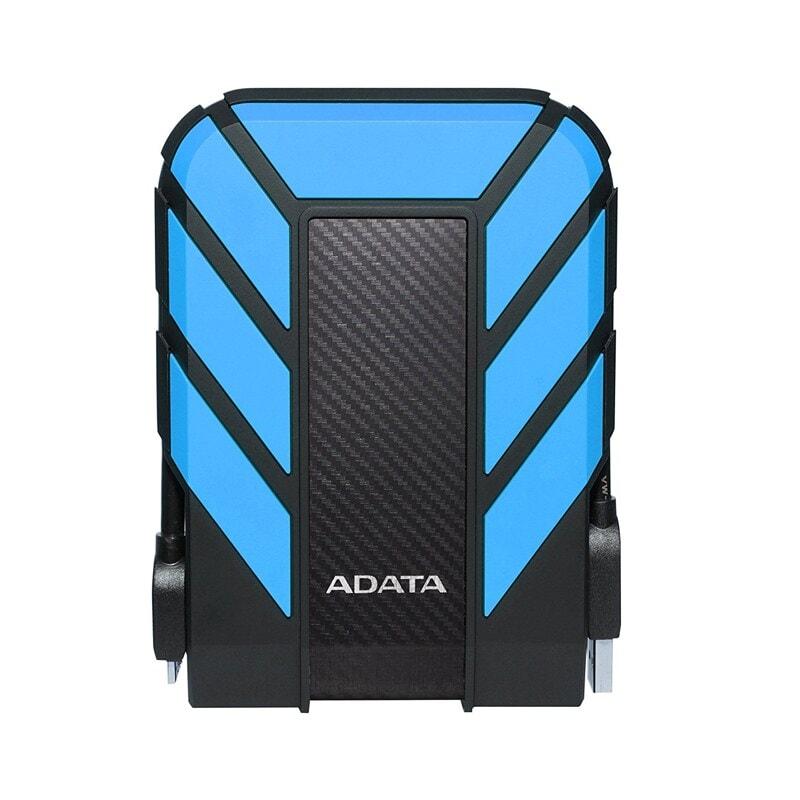 Adata HD710 PRO 2TB External Hard Disk (Blue)