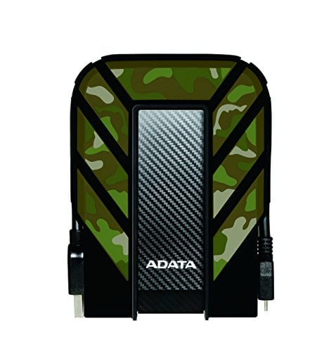 Adata HD710M 1TB External Hard Disk (Green)