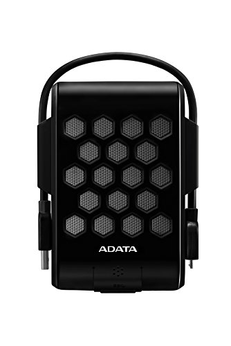 Adata HD720 2TB External Hard Disk (Black)