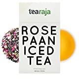 TeaRaja Extravaganza Ice Tea (Rose Pan, 100GM)