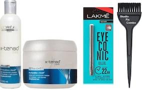 lakme Eyeconic Kajal (Pack of 4)