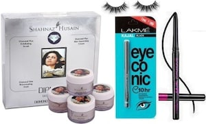 lakme Eyeconic Kajal (40GM, Pack of 4)