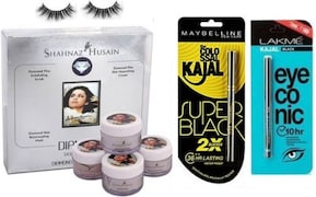 lakme Eyeconic Kajal (Black, 40GM, Pack of 4)