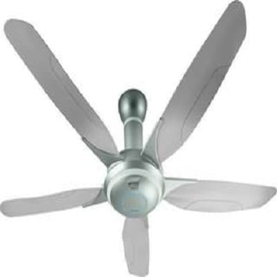 Panasonic F-60PZN Ceiling Fan (Metallic Silver)