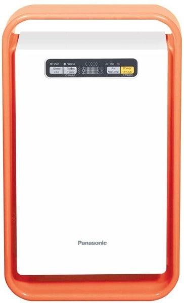 Panasonic F-PBJ30ADD Room Air Purifier (Orange & White)