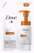 Dove Facial Cleansing Go Fresh Bubble Face Wash (130ML)